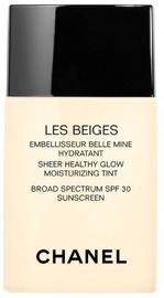 Chanel Les Beiges Sheer Healthy Glow Tinted Moisturizer SPF30 30ml Medium Light