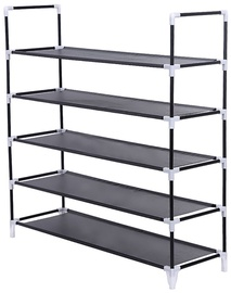 Songmics Shoe Rack Black 88x91cm