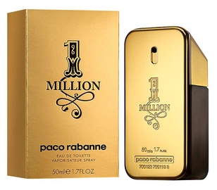 Туалетная вода Paco Rabanne 1 Million 50ml EDT