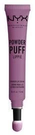 NYX Powder Puff Lippie Lip Cream 12ml Will Power