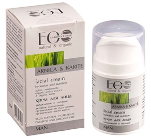 Крем для лица ECO Laboratories Hydration And Nutrition, 50 мл