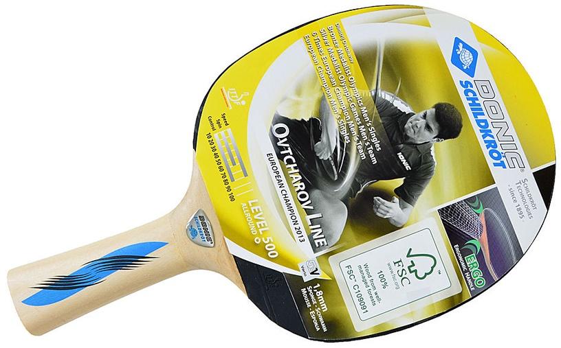 Donic Ovtcharov 500 Racket