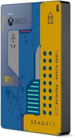 Seagate Portable HDD Game Drive For Xbox 2TB CyberPunk 2077 Special Edition
