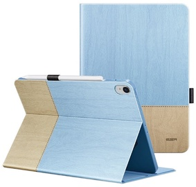 "ESR Simplicity Sky Series Book Case For Apple iPad Air 3 10.5"" 2019 Blue/Gold"