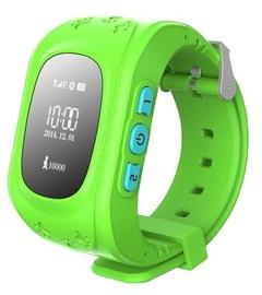 Viedpulkstenis ART Smartwatch With GPS Locator Green