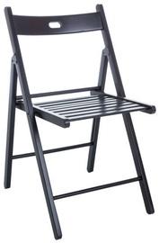Ēdamistabas krēsls Signal Meble Smart II, melna