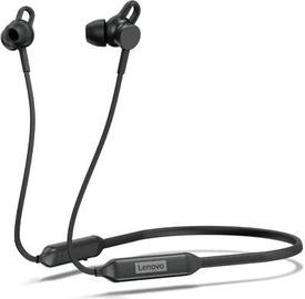 Беспроводные наушники Lenovo Bluetooth In-Ear, черный