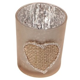Verners Candle Holder 5.6x6.8cm Gold