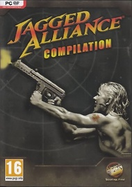 Jagged Alliance Compilation incl. 2 Games and Expansions PC