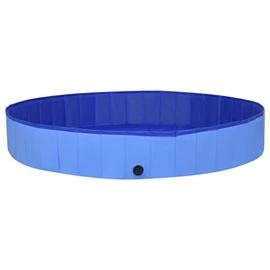 Бассейн VLX Dog Swimming Pool, синий