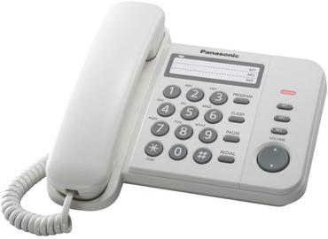 Panasonic KX-TS520EX1 White