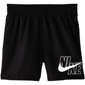 Peldbikses Nike Logo Solid Lap Junior NESSA771 001 Black S
