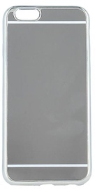 Beeyo Mirror Back Case For Samsung Galaxy A3 A320 Silver