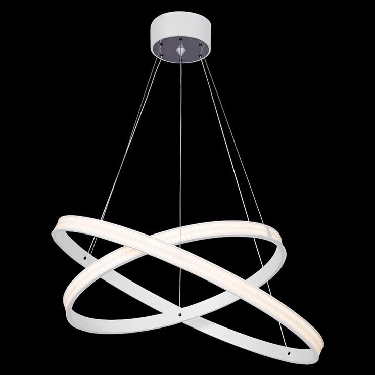 Gaismeklis Lis Lightning Ceiling Lamp Largo 5300Z-H01 57.4W White