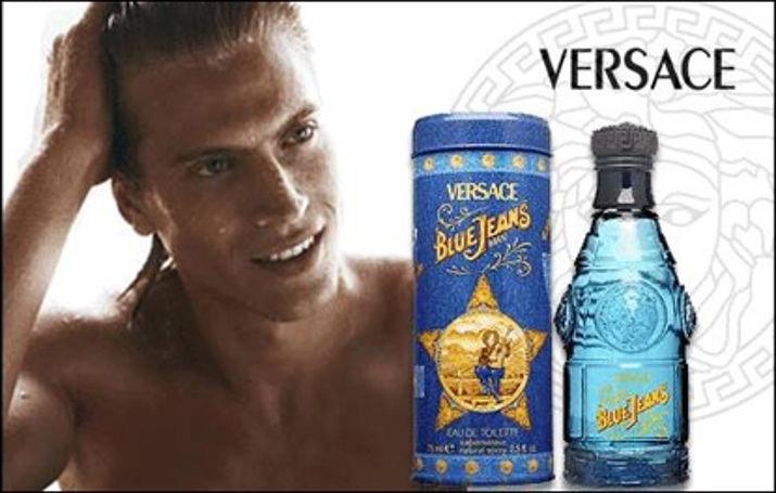 Smaržas Versace Blue Jeans 75 ml EDT