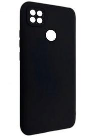 Evelatus Soft Touch Back Case For Xiaomi Redmi 9C Black