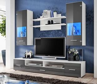 Комплект мебели для гостиной Furnival Reno, белый
