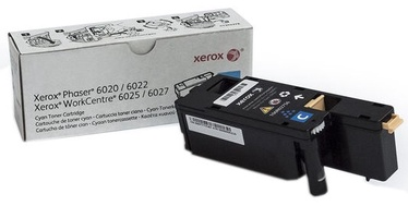 Xerox Toner For Phaser 6022/Workcentre 6027 Cyan