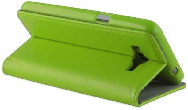 Mocco Smart Magnet Book Case For Samsung Galaxy Xcover 4 Green