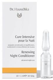 Сыворотка для лица Dr.Hauschka Renewing Night Conditioner,10x1 мл