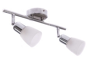 Verners Spotlight SIMPLE 5038-2A/CH Chrome