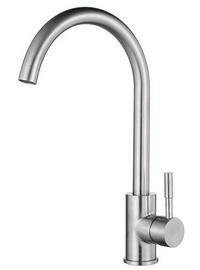 Кухонный смеситель Thema Lux L-4087, нержавеющей стали