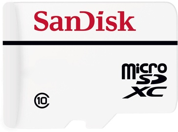 Sandisk High Endurance Video Monitoring 32GB microSDHC Class10