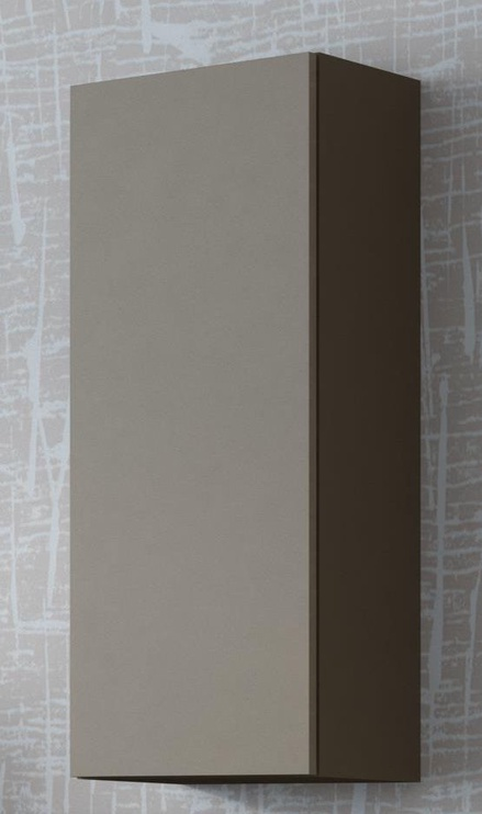 Cama Meble Vigo 90 Full Cabinet Latte/Latte Gloss