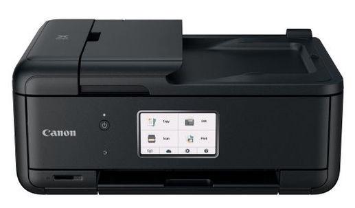 Daudzfunkciju printeris Canon Pixma TR8550 Black, tintes, krāsains
