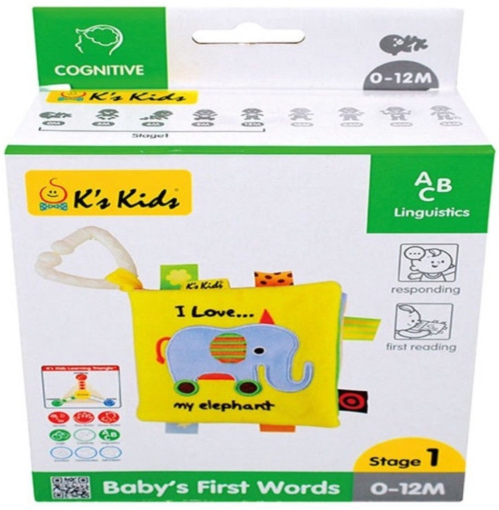 K's Kids Babys First Words KA10766