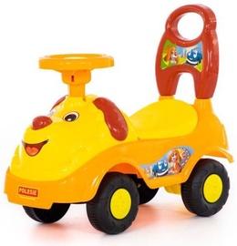 Automašīnas Wader Leo Ride On Yellow 77967