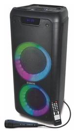 Bezvadu skaļrunis Manta SPK5210, melna, 18 W