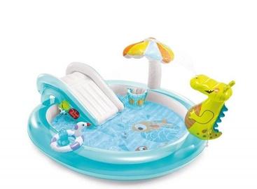 Baseins Intex Baby Pool Crocodile, daudzkrāsains, 2010x1700 mm