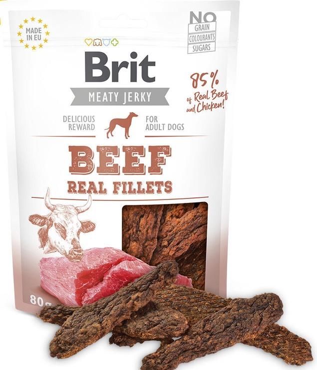 Gardums suņiem Brit, 0.08 kg