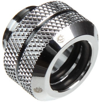 "Bitspower G1/4"" Silver Shining Enhance Multi-Link For OD 12MM"