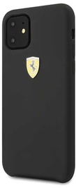 Ferrari FESSIHCN61BK Back Case For Apple iPhone 11 Black