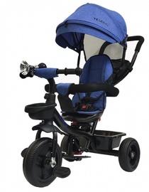 Tricikls Tesoro BT-13 Black/Blue