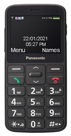 Mobilais telefons Panasonic KX-TU160EXB Black