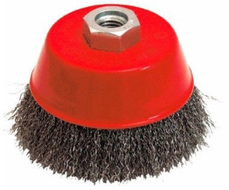 Leman Cup Brush With Steel Wire M14 80mm