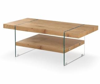 Kafijas galdiņš Halmar Coria Golden Oak, 1200x600x450 mm