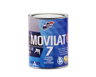 Krāsa iekšdarbiem RILAK Movilat 7A, 0.9L