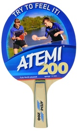 Atemi Ping Pong Racket 200 Concave