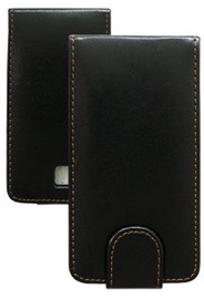 Forcell Vertical Case for Samsung M3710 Corby Beat Black