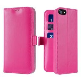 Dux Ducis Kado Bookcase For Apple iPhone 7/8/SE 2020 Pink