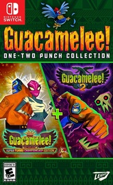 Игра Nintendo Switch Guacamelee! One-Two Punch Collection SWITCH