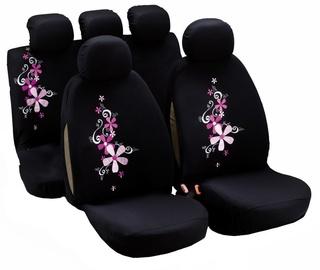 Automašīnu sēdekļu pārvalks Bottari 29004, melna