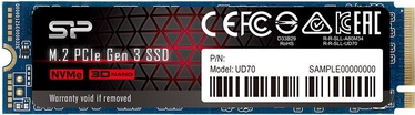 Cietais disks (SSD) Silicon Power UD70 M.2 SSD 500GB