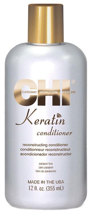Кондиционер для волос Farouk Systems CHI Keratin Conditioner, 355 мл