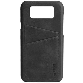 Krusell Leather Back Case For Samsung Galaxy S9 Black