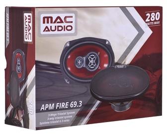 Automašīnas skaļrunis MAC AUDIO Fire 69,3, 2 gab.